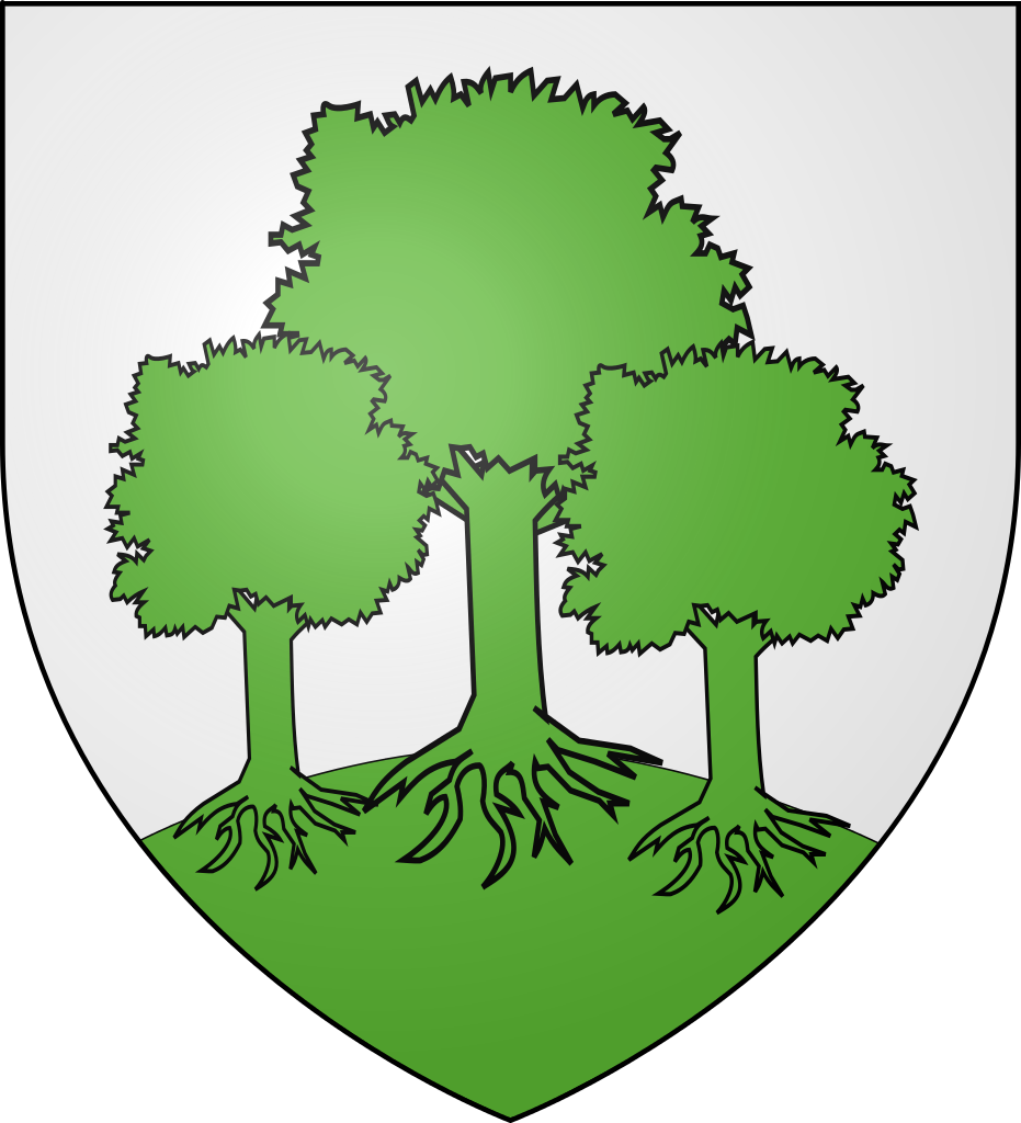Coat of arms of Le Quesnoy, France
